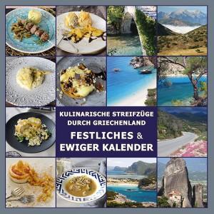 Kochbuch FESTLICHES und ewiger Kalender - Kulinarische...
