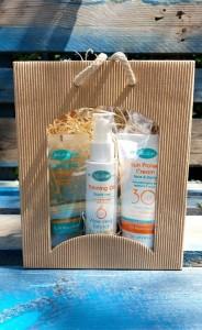 Kalliston Geschenk Sommer Set Mandelöl (3 Produkte)