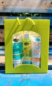 Kalliston Geschenk Sommer Set Aloe Vera  (3 Produkte)