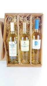 Moschofilero Weißweine Geschenk Set